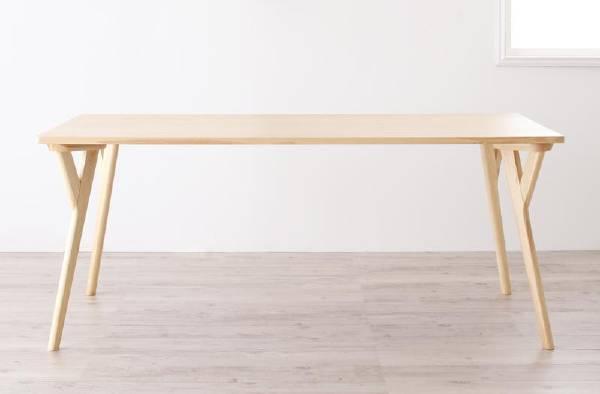 【スーパーSALE 2,000円OFFクーポン】 新生活応援 ダイニングテーブル 北欧デザインワイドダイニング OLELO オレロ テーブル(W170) (UL1)