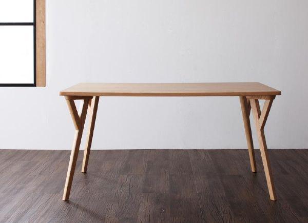 (UL) 新生活応援 ダイニングテーブル モダンインテリアダイニング ALU ウラル テーブル(W140) (UL1)
