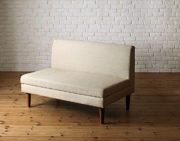 (UL) こたつもソファも高さ調節できる 収納付きリビングダイニング Sheld シェルド ダイニングソファ 2P 【スーパーSALE 1,000円OFFクーポン】