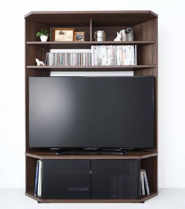 (UL)ハイタイプコーナーテレビボード ガイド Guide テレビボード(UL1)