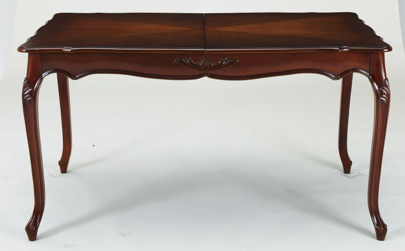 (UL) Francoise フランソワーズ ダイニングテーブル W140-180 (UL1)