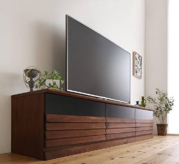 (UL)完成品天然木テレビボード Quares クアレス 幅202(UL1)