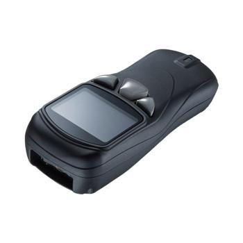 スマホやタブレットとの接続も可能 Bluetooth2次元コードリーダー 液晶付き QRコード対応 BCR-BT2D2BK 新品■送料無料■ 全商品オープニング価格
