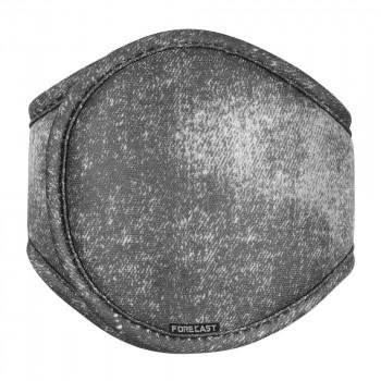 内側がボア素材のイヤーマフ FORECAST イヤーマフ 大特価 ブラック 506 フリーサイズ ブランド品