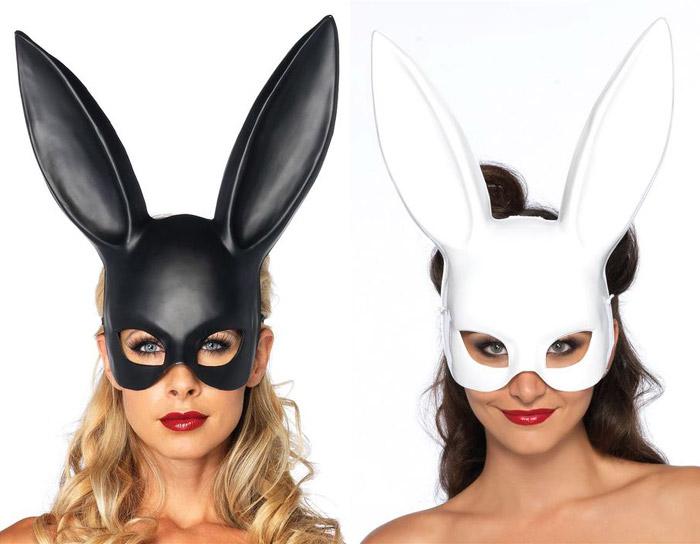 Cosplay Halloween costume masquerade rabbit mask rabbit ears Bunny mask  mask costume sexy cosplay costumes costume adult women (women\u0027s) leg Avenue