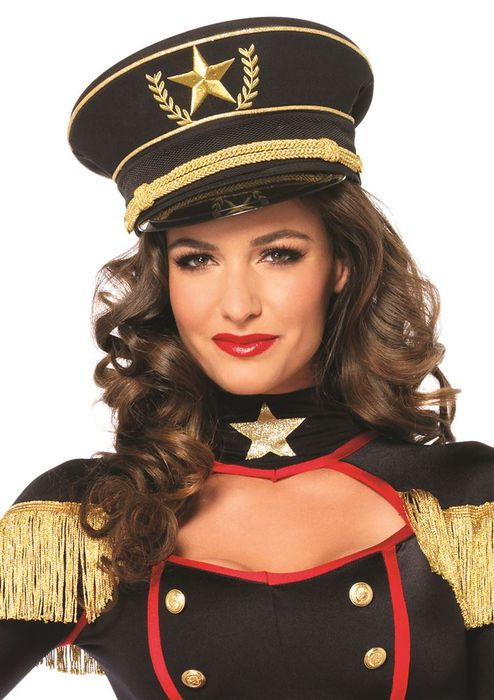 d4fd040f Cosplay Halloween costume military hats Hat army costume sexy cosplay costumes  costume adult women (women's ...
