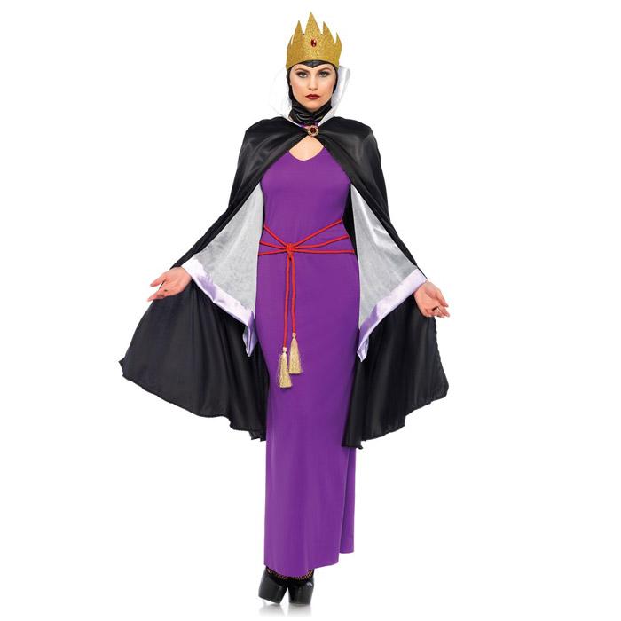 魔女 女王 コスプレ 4点セット ハロウィン 衣装 仮装 コスチューム レディース 大人 Leg Avenue(レッグアベニュー) 85633 送料無料◆2016新作◆取寄せ