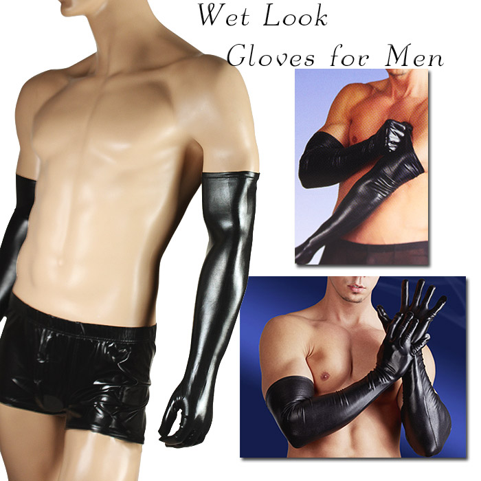 Clothing fetish wet
