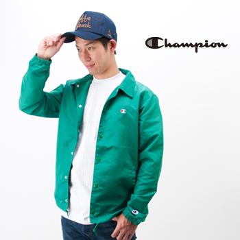 Champion チャンピオン メンズ コーチジャケット[C3-H603]【BASIC】