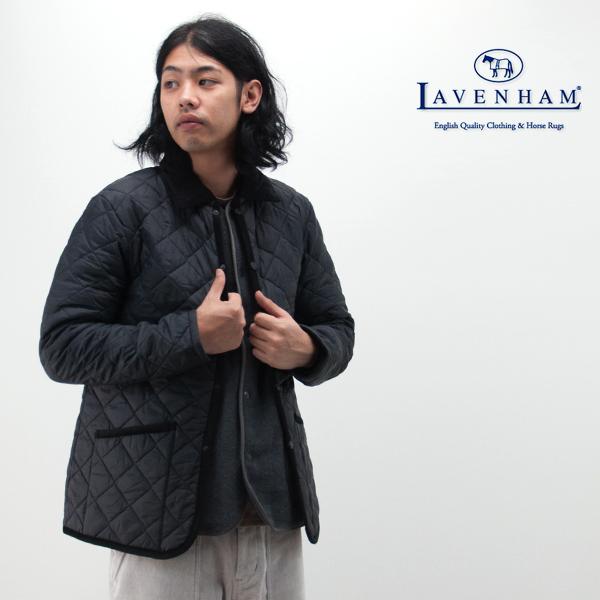 LAVENHAM ラベンハム メンズ RAYDON キルティングジャケット[RAYDON MENS]【BASIC】