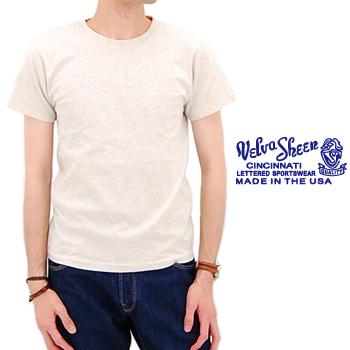 Velva Sheen ベルバシーン メンズ 2パッククルーネックTシャツ[160919]【BASIC】