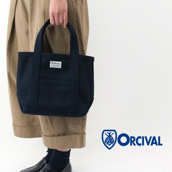 ORCIVAL オーシバル メルトントートバッグS[RC-7072WMT]【BASIC】