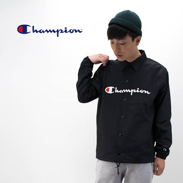 Champion チャンピオン メンズ コーチジャケット[C3-R608]【2020SS】