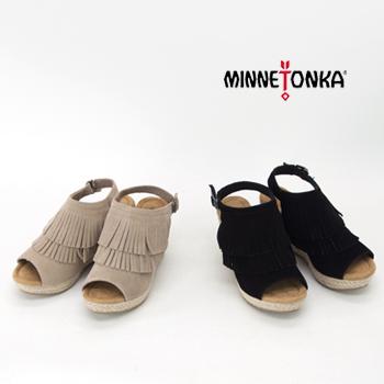 MINNETONKA ミネトンカ レディース ASA ウェッジソールサンダル[713119]【2017SS】(S-5)