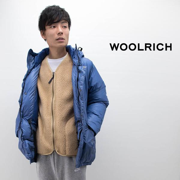 WOOLRICH ウールリッチ メンズ MUFFLE DOWN PARKA[NOCPSW1901]【2019FW】