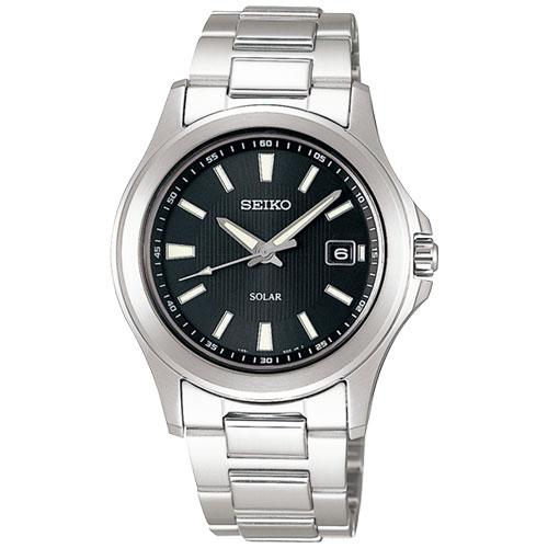 セイコー・ソーラーウオッチ(SBPN067) 【ソーラー腕時計 セイコークォーツ シンプル メンズ 送料無料】