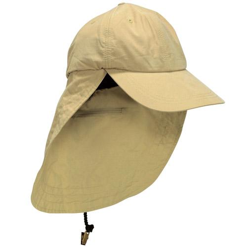 サンブロックキャップ夏用 帽子 メンズ レディース ロングケープ 釣り ゴルフ 庭仕事 作業 サマーキャップn8OPX0wk