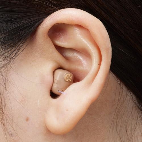 デジタル式ハーモニー補聴器 【デジタル補聴器 耳あな式 耳穴式 M-03】【父の日 母の日 敬老の日 ギフト】【送料無料】