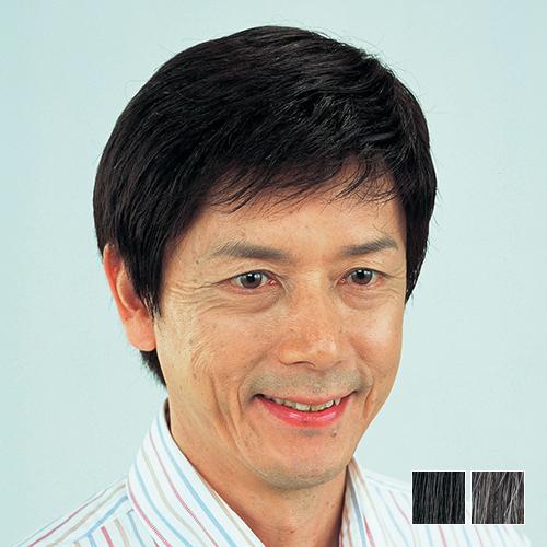 【再入荷】 紳士用 高級人毛ヘアウィッグ【人毛100% メンズ ウィッグ かつら かつら 紳士用 男性 メンズ】【送料無料】, 日本製インナーのマリイクラブ:abf8e3e0 --- fabricadecultura.org.br