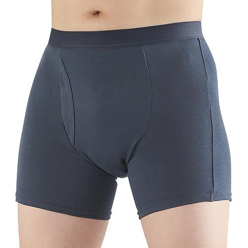 尿モレしにくい下半身に 力強くサポート 尿道筋失禁パンツ ボトムシークレット おしゃれ 2枚組 30cc ハイクオリティ 尿漏れパンツ ちょい漏れ 男性用 尿モレ 防止