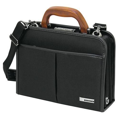匠の鞄・日本製桜の持ち手2WAYバッグ 【ミニ ビジネスバッグ ブリーフケース ショルダー メンズ ウノフク baggex】【送料無料】