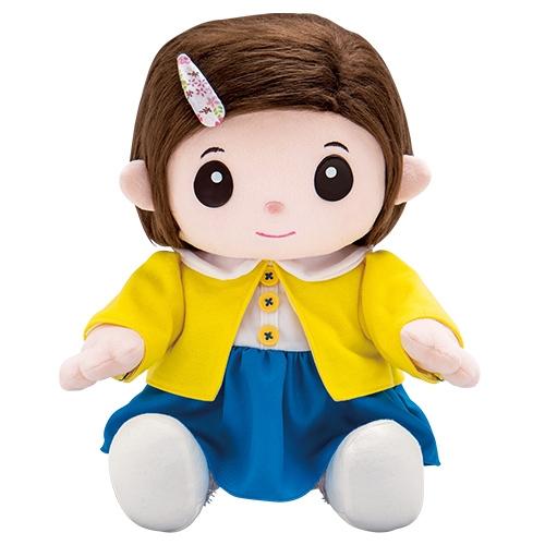 いっしょに脳トレ「おりこうのんちゃん」 【音声認識 会話 電子ペット ぬいぐるみ 人形 ロボット おもちゃ 玩具 敬老の日 こどもの日 ギフト】【送料無料】