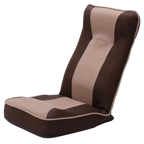 【直送】整体師さんの健康ストレッチ座椅子 【 リクライニング S字カーブ 】