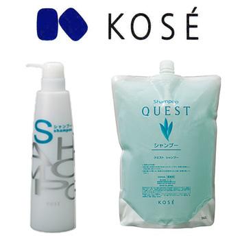 コーセー クエスト 2Lx6本セット ヘアソープ ( シャンプー) shampoo (詰替業務用 詰め替え)