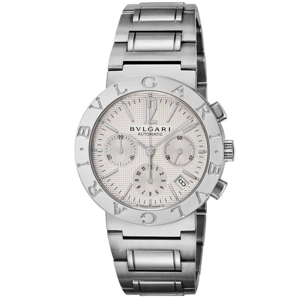 ブルガリ BVLGARI ブルガリブルガリ / BVLGARI BVLGARI メンズ 時計 腕時計 BVS-BB38WSSDCH ブランド とけい ウォッチ