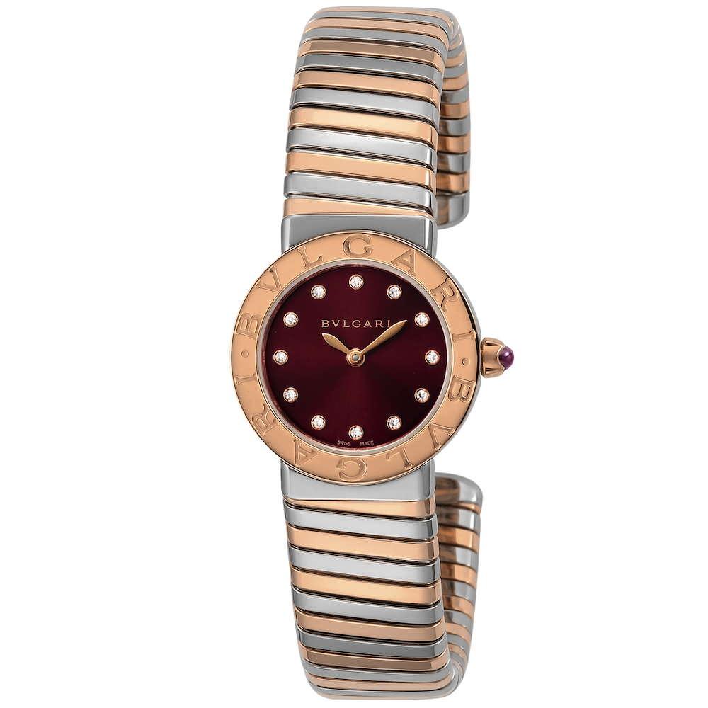 ブルガリ BVLGARI トゥボガス / TOBOGUS レディース 時計 腕時計 BVS-BBL262TC11SPG-12-M ブランド とけい ウォッチ