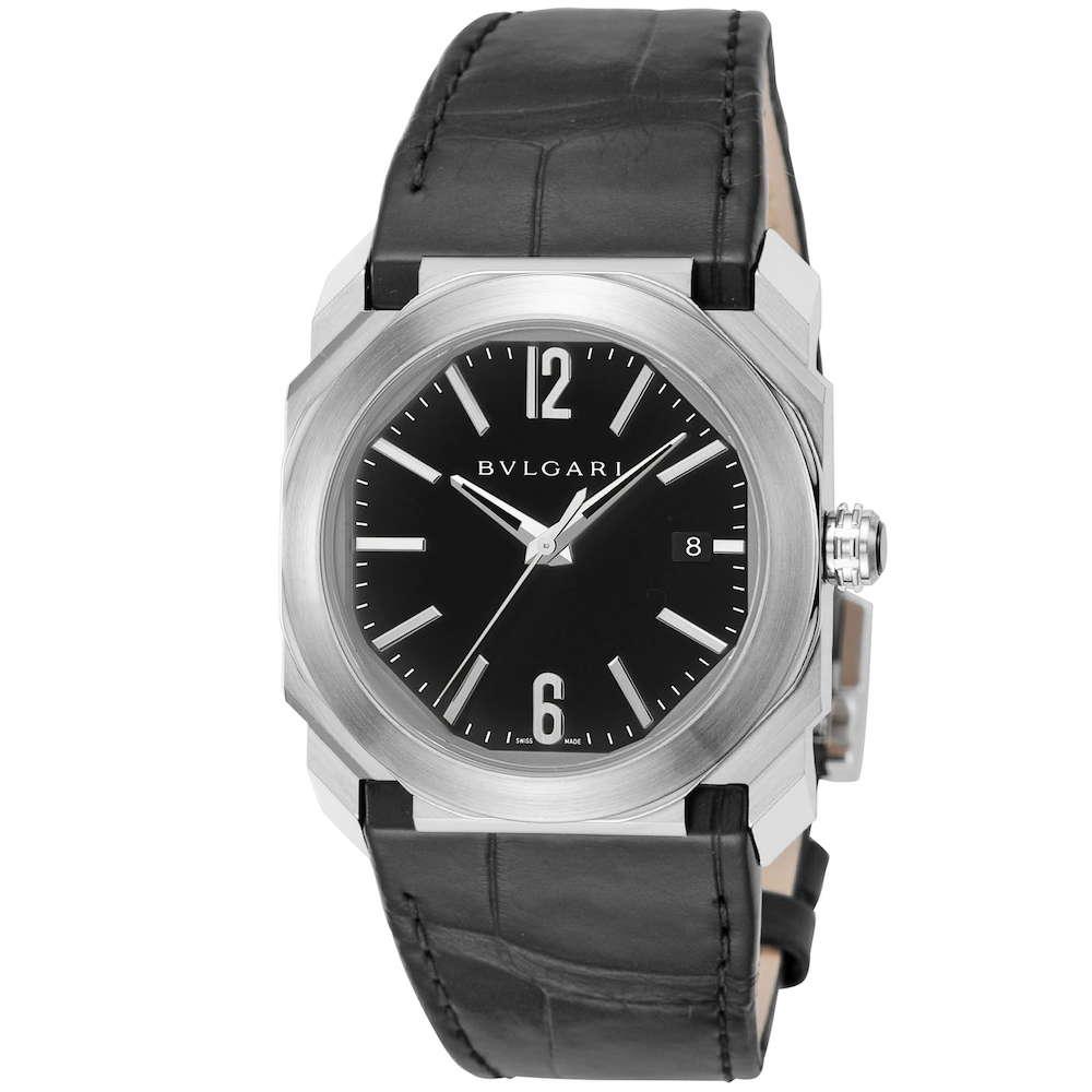 ブルガリ BVLGARI オクト / OCTO メンズ 時計 腕時計 BVS-BGO38BSLD ブランド とけい ウォッチ