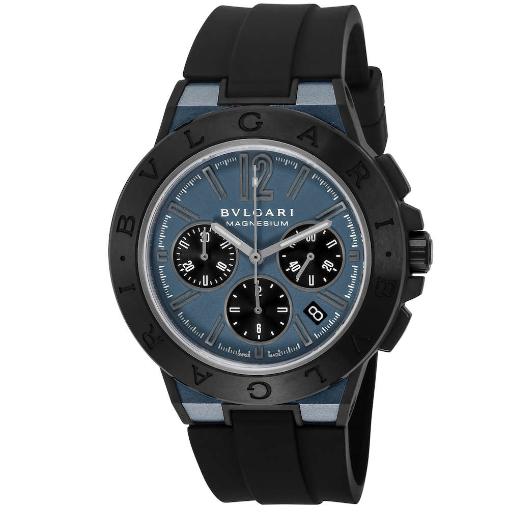 ブルガリ BVLGARI ディアゴノマグネシウム メンズ 時計 腕時計 BVS-DG42C3SMCVDCH ブランド とけい ウォッチ