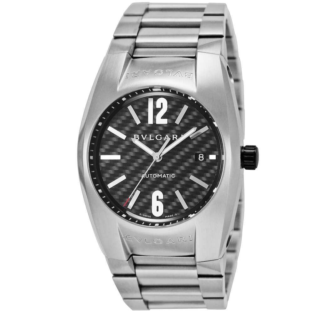 ブルガリ BVLGARI エルゴン メンズ 時計 腕時計 BVS-EG40BSSD_N ブランド とけい ウォッチ