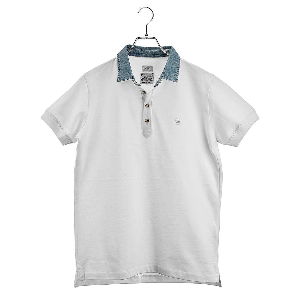 ディーゼル DIESEL T-FRI SHIRT メンズ トップス ポロシャツ - ブランド