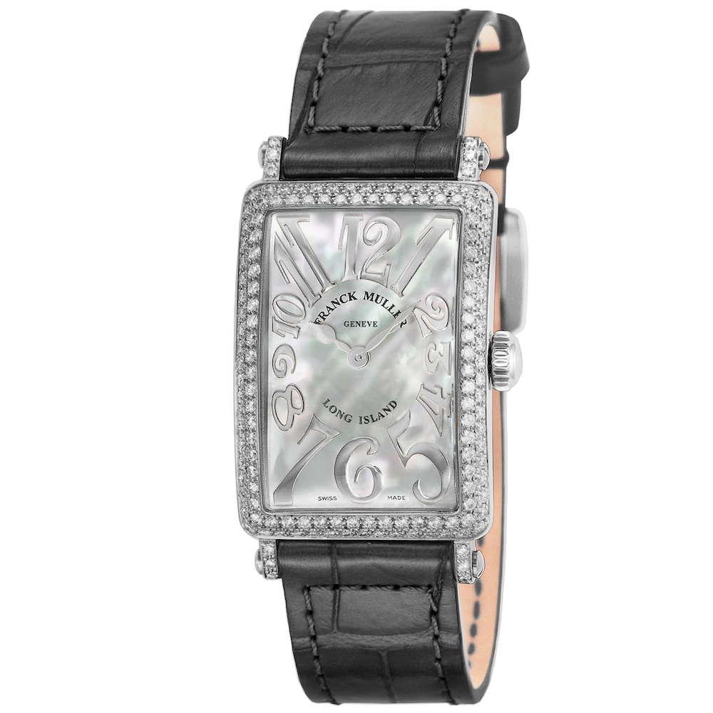 フランクミュラー FRANCK MULLER ロングアイランド レディース 時計 腕時計 FK-902QZRELD-MOP-BLK 新品フランクミューラー フランク ミュラー ブランド とけい ウォッチ