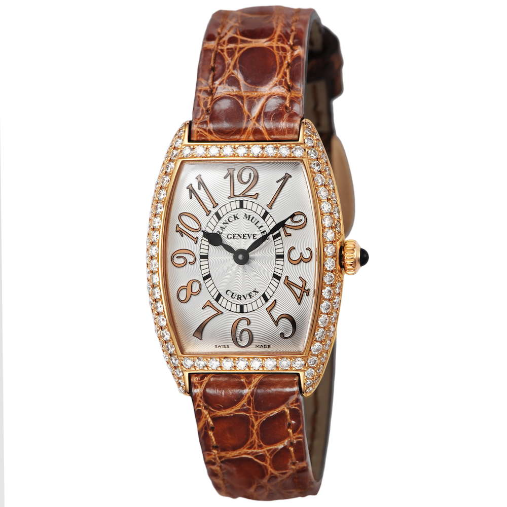 フランクミュラー FRANCK MULLER トノーカーベックス レディース 時計 腕時計 FK-1752QZRELD-SLV-BRW-BKH-5N-EN 新品フランクミューラー フランク ミュラー ブランド とけい ウォッチ