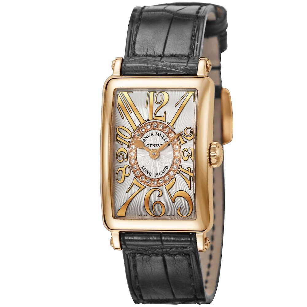 フランクミュラー FRANCK MULLER ロングアイランド レディース 時計 腕時計 FK-902QZRELCD1R-SLV-BLK-5N 新品フランクミューラー フランク ミュラー ブランド とけい ウォッチ
