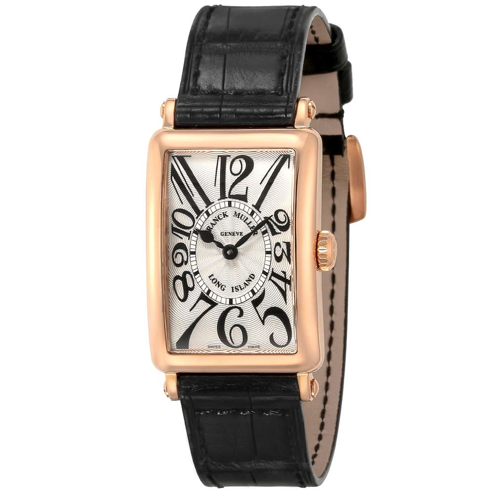 フランクミュラー FRANCK MULLER ロングアイランド レディース 時計 腕時計 FK-902QZ-SLV-BLK-5N 新品フランクミューラー フランク ミュラー ブランド とけい ウォッチ