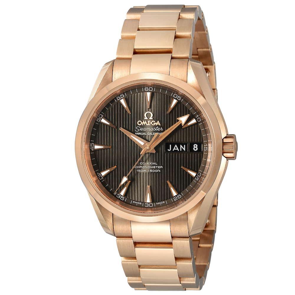金無垢 腕時計 オメガ OMEGA シーマスター メンズ 時計 腕時計 OMS-23150392206001 高級腕時計 ブランド スイス とけい ウォッチ 新品 PURE GOLD WATCH