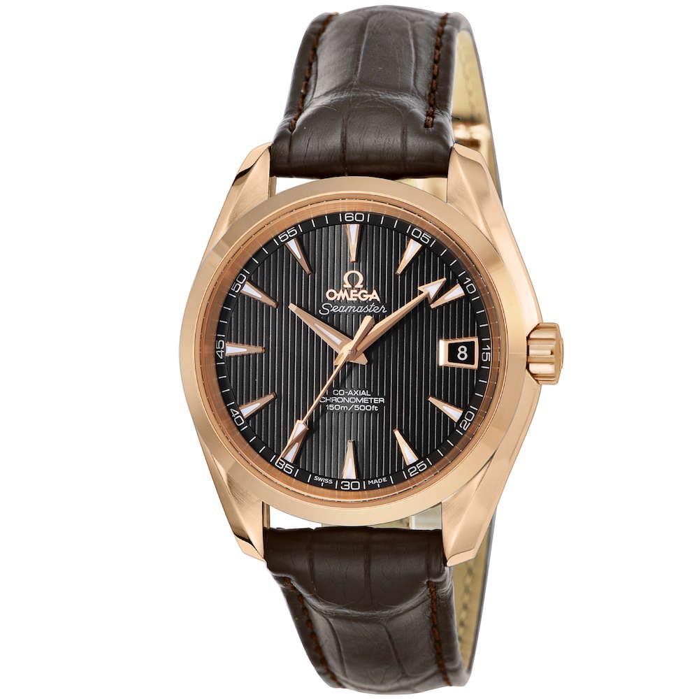 金無垢 腕時計 オメガ OMEGA シーマスター アクアテラ メンズ 時計 腕時計 OMS-23153392106001 高級腕時計 ブランド スイス とけい ウォッチ 新品 PURE GOLD WATCH