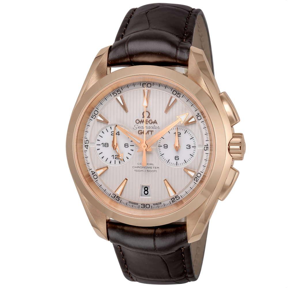 金無垢 腕時計 オメガ OMEGA シーマスター アクアテラ メンズ 時計 腕時計 OMS-23153435202001 高級腕時計 ブランド スイス とけい ウォッチ 新品 PURE GOLD WATCH