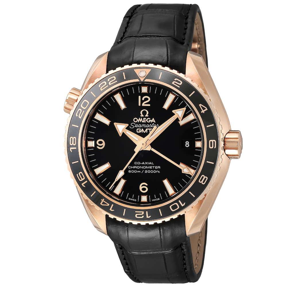 金無垢 腕時計 オメガ OMEGA シーマスター プラネットオーシャン メンズ 時計 腕時計 OMS-23263442201001 高級腕時計 ブランド スイス とけい ウォッチ 新品 PURE GOLD WATCH