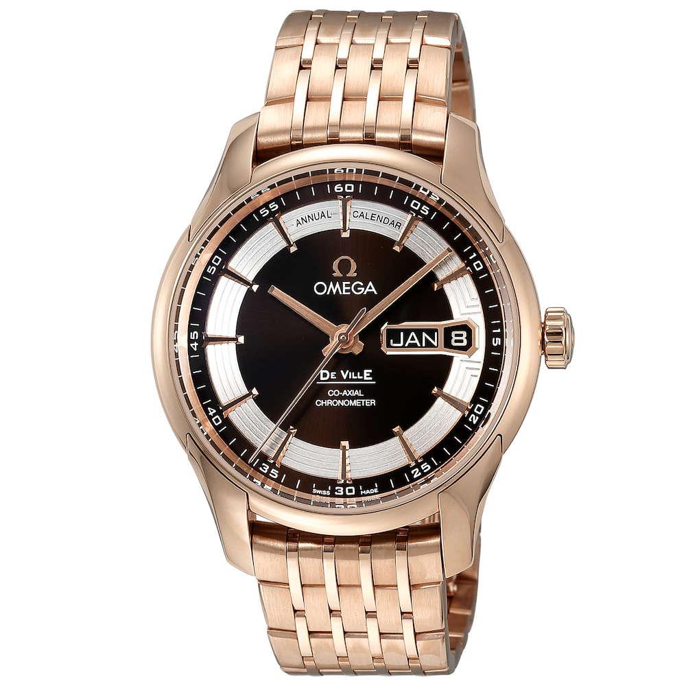 オメガ OMEGA デ・ヴィル メンズ 時計 腕時計 OMS-43160412213001 高級腕時計 ブランド スイス とけい ウォッチ