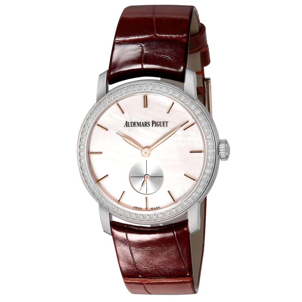 金無垢 腕時計 オーデマ・ピゲ AUDEMARS PIGUET ジュール レディース 時計 腕時計 AP-77240BCZZA808CR01 高級腕時計 ブランド スイス とけい ウォッチ 新品 PURE GOLD WATCH