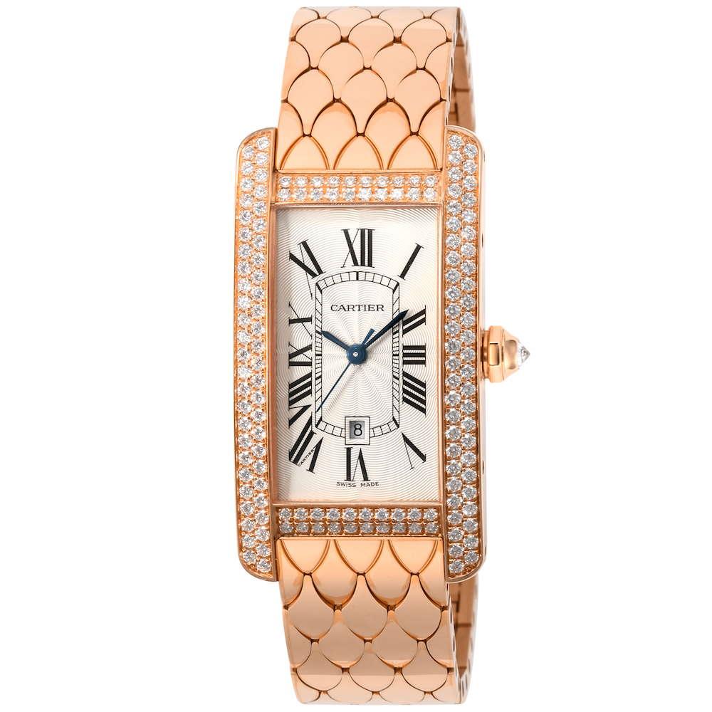 金無垢 腕時計 カルティエ Cartier  時計 腕時計 CT-WB710010 高級腕時計 ジュエリー ブランド フランス とけい ウォッチ 新品 PURE GOLD WATCH
