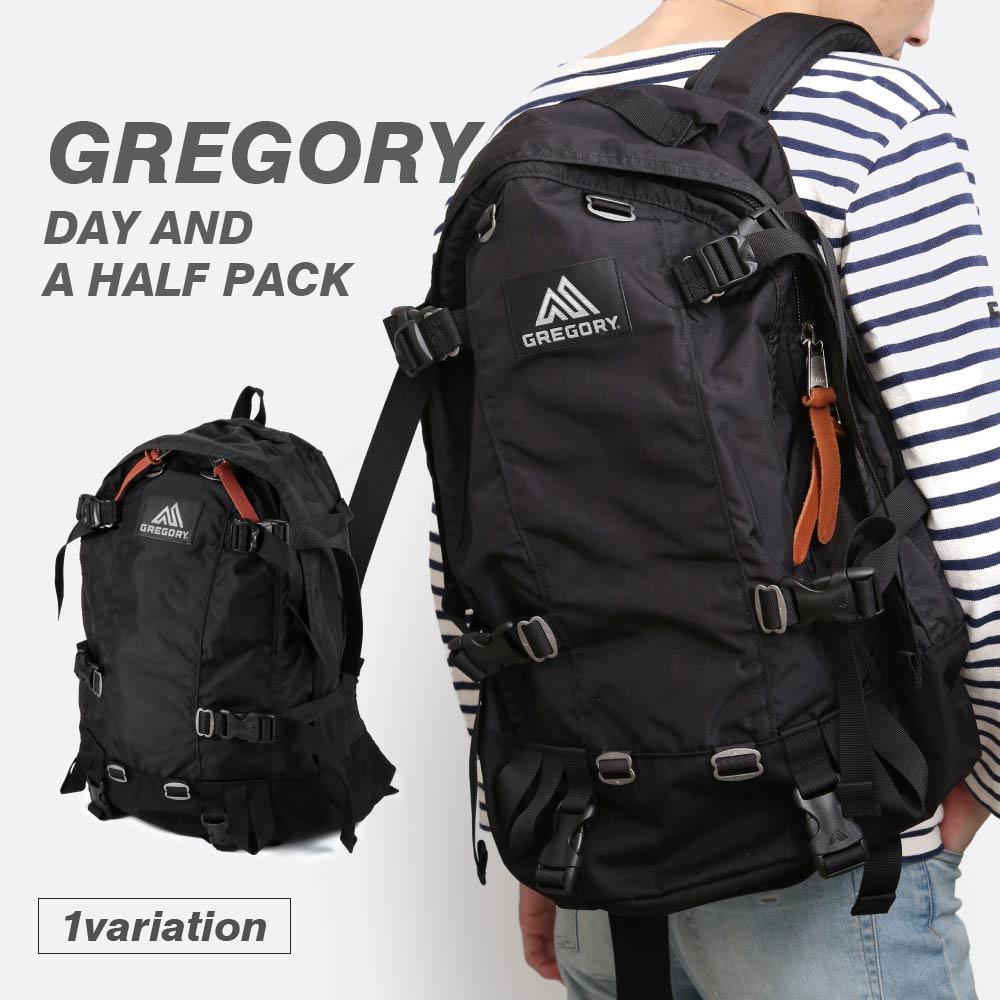 グレゴリー GREGORY DAY AND A HALF PACK メンズ バッグ バックパック 651501041 マウンテン ラックサック ナイロン B4 33Lブランド
