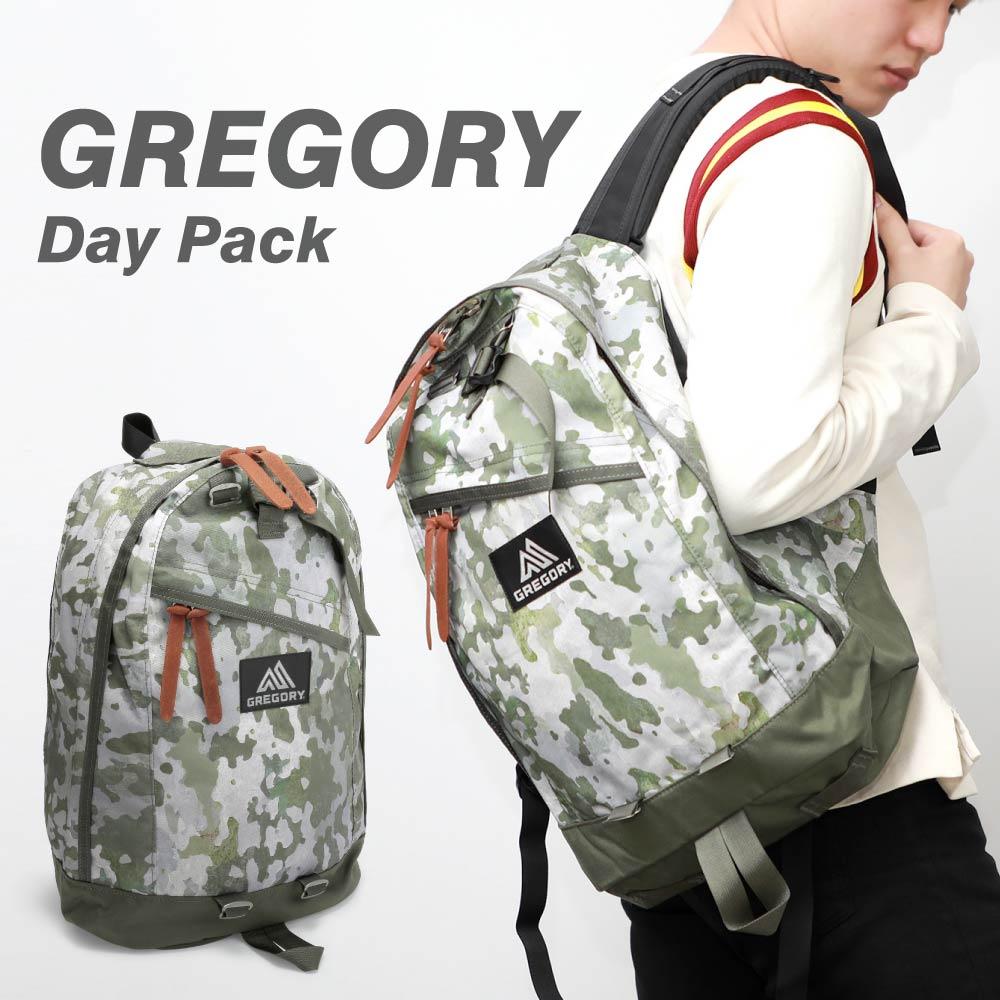 グレゴリー GREGORY DAY PACK メンズ バッグ リュック GRE-651698575 ブランド リュックサック キッズ アウトドア バッグ