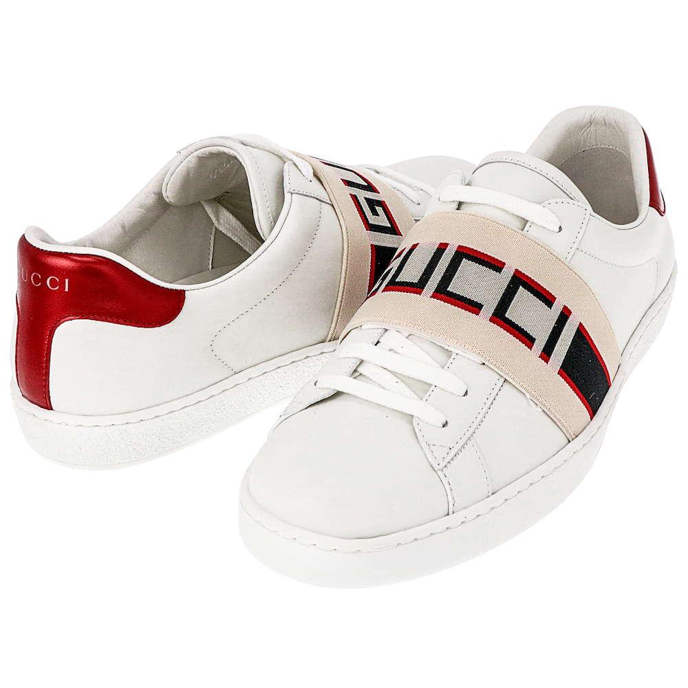 グッチ GUCCI メンズ シューズ スニーカー 523469 0FIV0 9091 ラグジュアリー ブランド イタリア ランニング スポーツ 靴