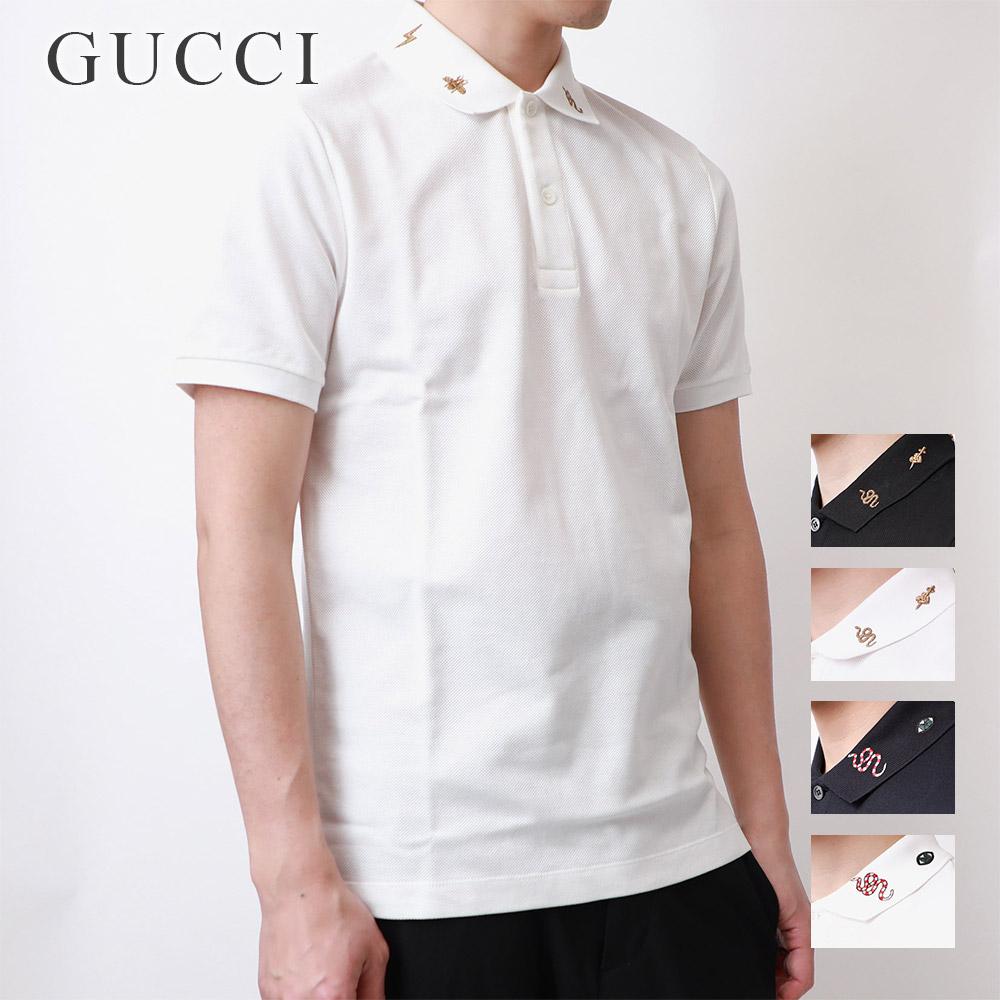 グッチ GUCCI メンズ トップス ポロシャツ 523058 523059 ラグジュアリー ブランド イタリア