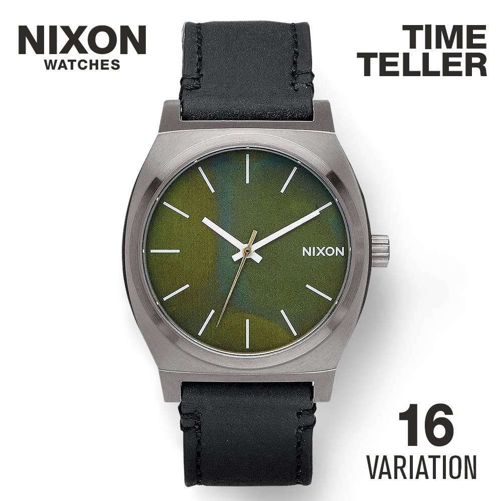 ニクソン NIXON TIME TELLER ユニセックス 時計 腕時計 【カジュアル スケーター ストリート ファッション ブランド アメリカ とけい ウォッチ タイムテラーP レディース メンズ】